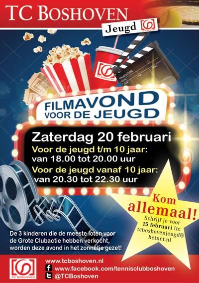 Filmavond Jeugd 20 febr-2016